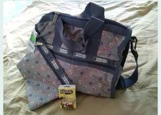 Lesportsac bag (brand new, original price $860)