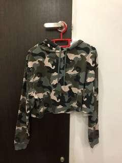 crop sweater/pullover