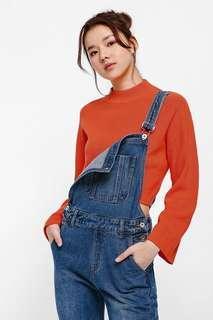 🚚 Lovebonito Caitlyn Crop Sweater XS