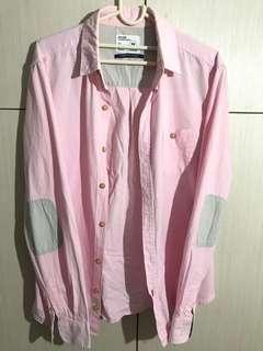 Fashion feature 粉色恤衫