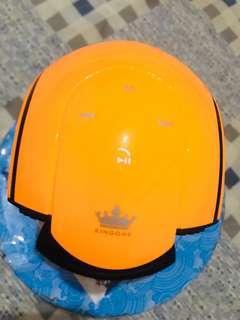 🚚 金冠K88 小海螺限量橘色