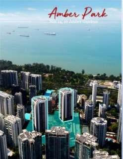 Amber Park FREEHOLD at D15( East Coast/ Marine Parade) Showflat opening on 27 Apr 18