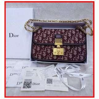 SALE❗❗❗ Dior Sling Bag Authentic 1-2 Days Shipping Only! Complete Inclusions and Free Shipping