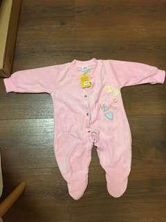 One piece Brand new 3 to 6 months