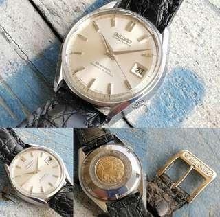 罕有古董 Grand Seiko 6245 9000 Chronometer