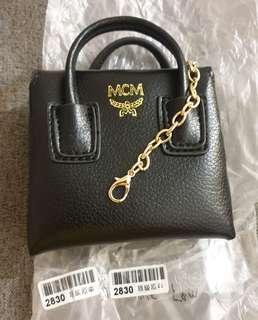 MCM Card/Coin Pouch