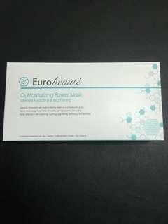 Eurobeaute O2 mask