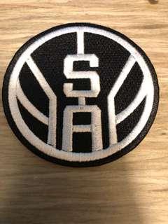 Nba 馬刺 logo 徽章 馬刺迷必備