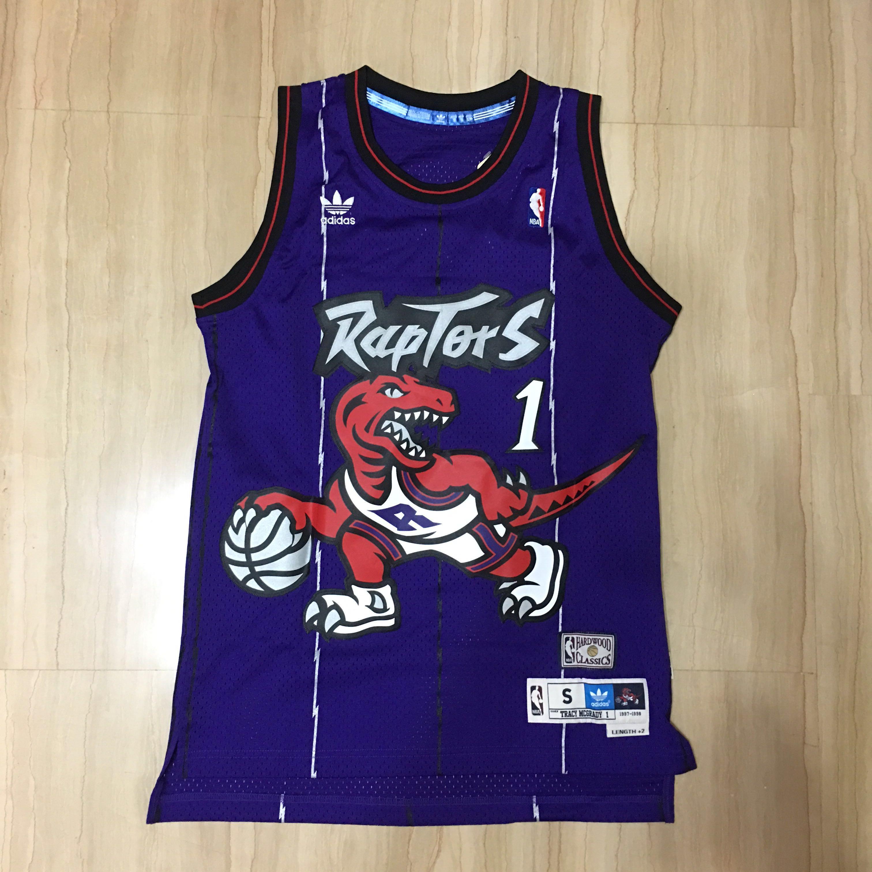 Adidas Originals McGrady Basketball Jersey, Men's Fashion ...