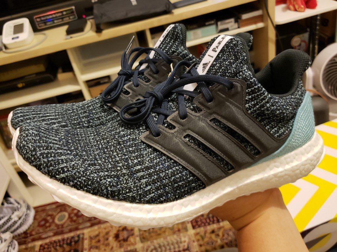 53d349a8aa970 adidas Ultra Boost 4.0 Parley Carbon