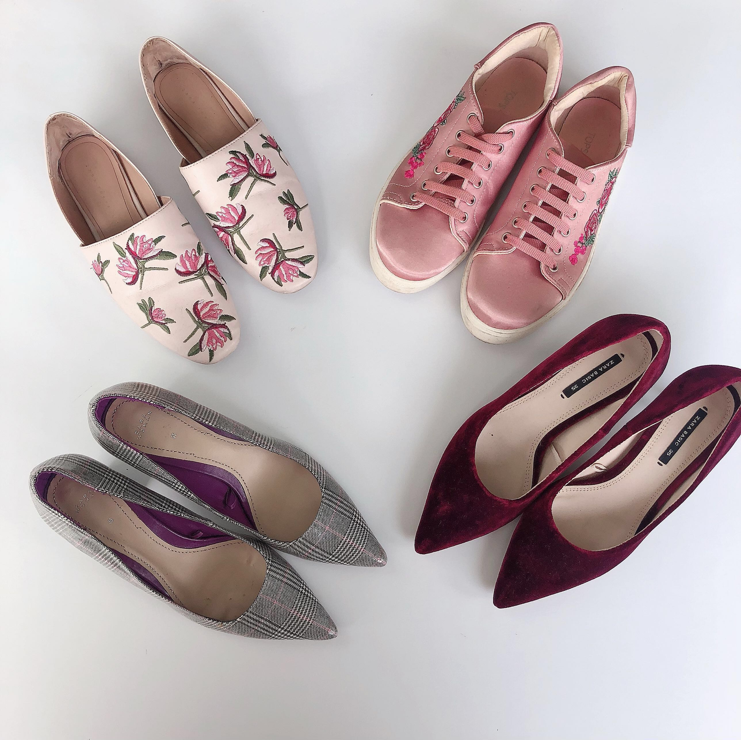 Shoes, Heels on Carousell