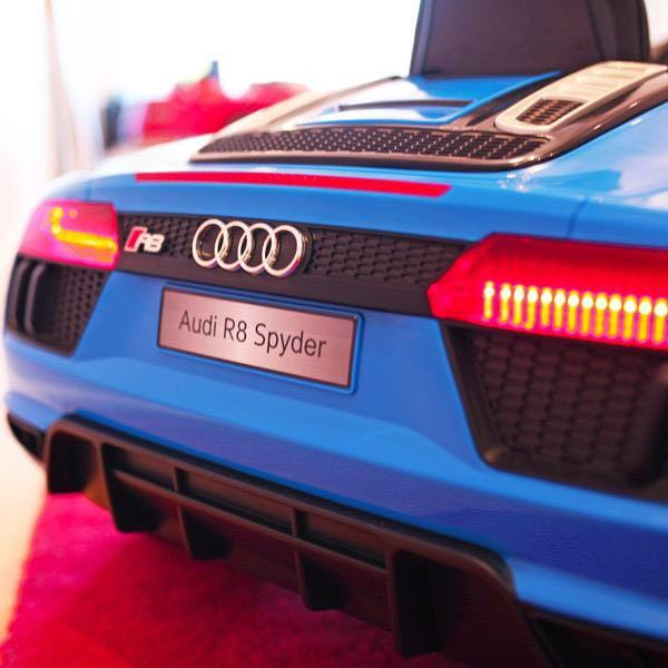 Audi R8 Spyder - Kidzrides