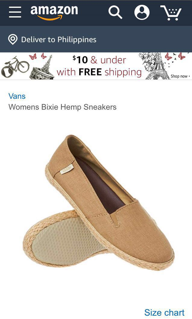 2bb7601384ef0a Authentic Vans Womens Surf Sliders Bixie Slip-ons