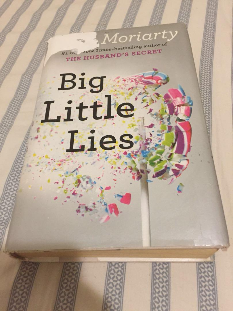 Big Little Lies hardcover