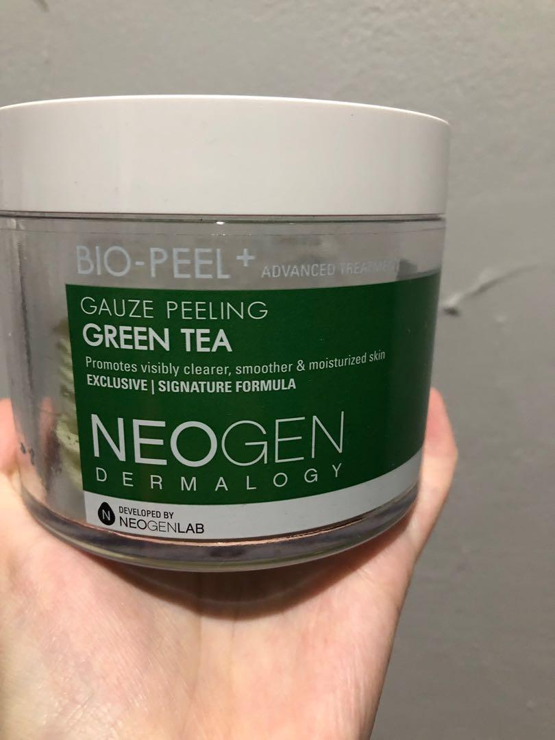 Bio Peel Gauze Peeling Green Tea NEOGEN