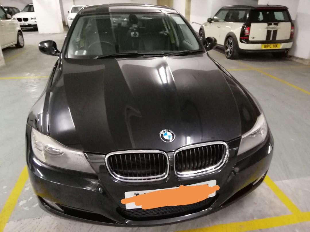 BMW 320I (1991cc) 2010