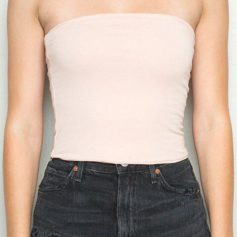 26fcaff8018 Brandy Melville Blush Jenny Tube Top