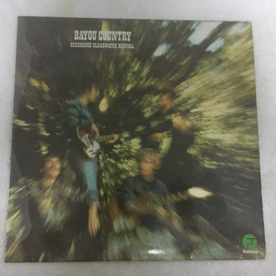 Creedence Clearwater Revival ‎– Bayou Country, Vinyl LP, Fantasy ‎– FT 507,  1973, UK