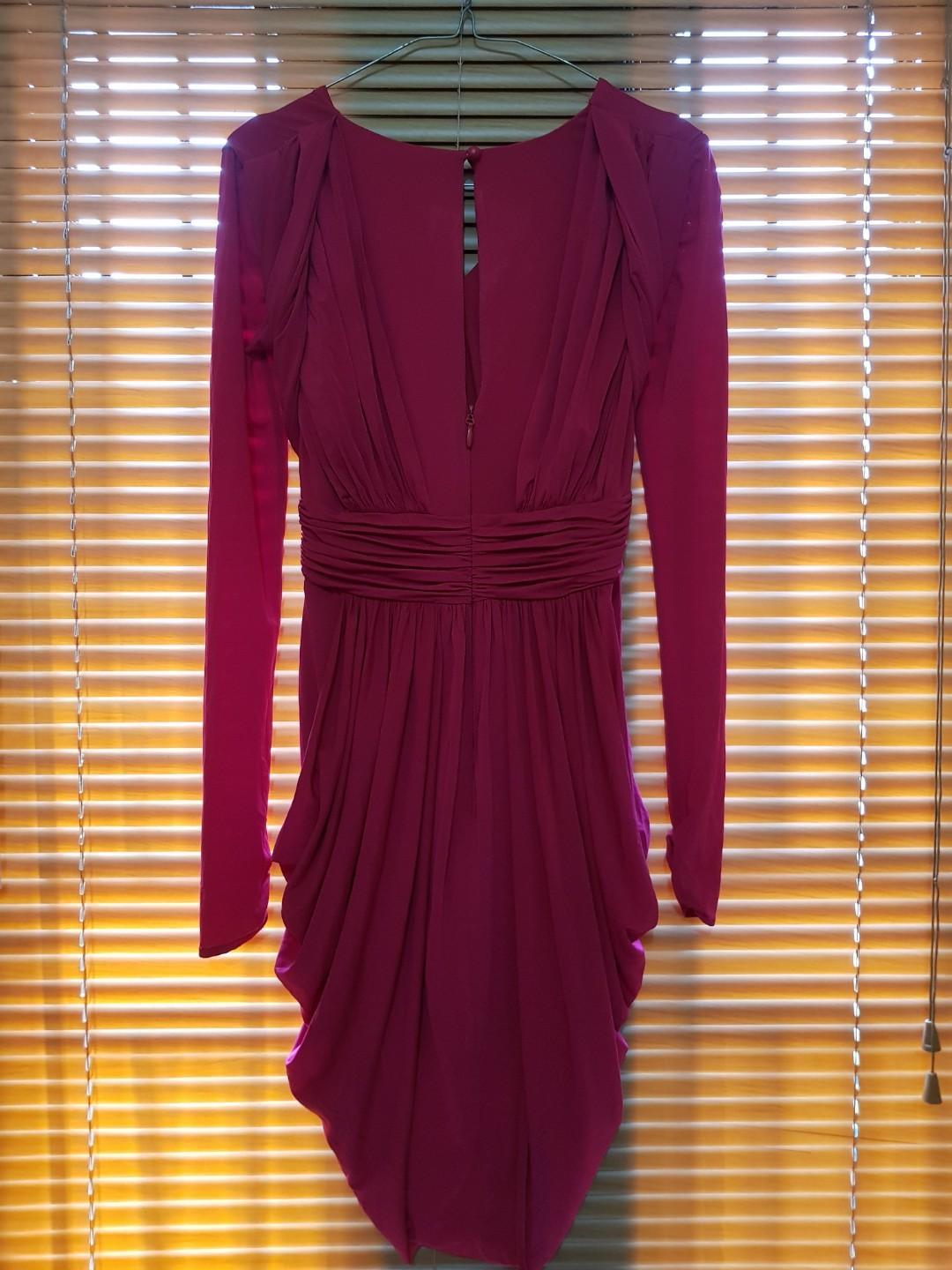 Dress BCBG Maxazria Red