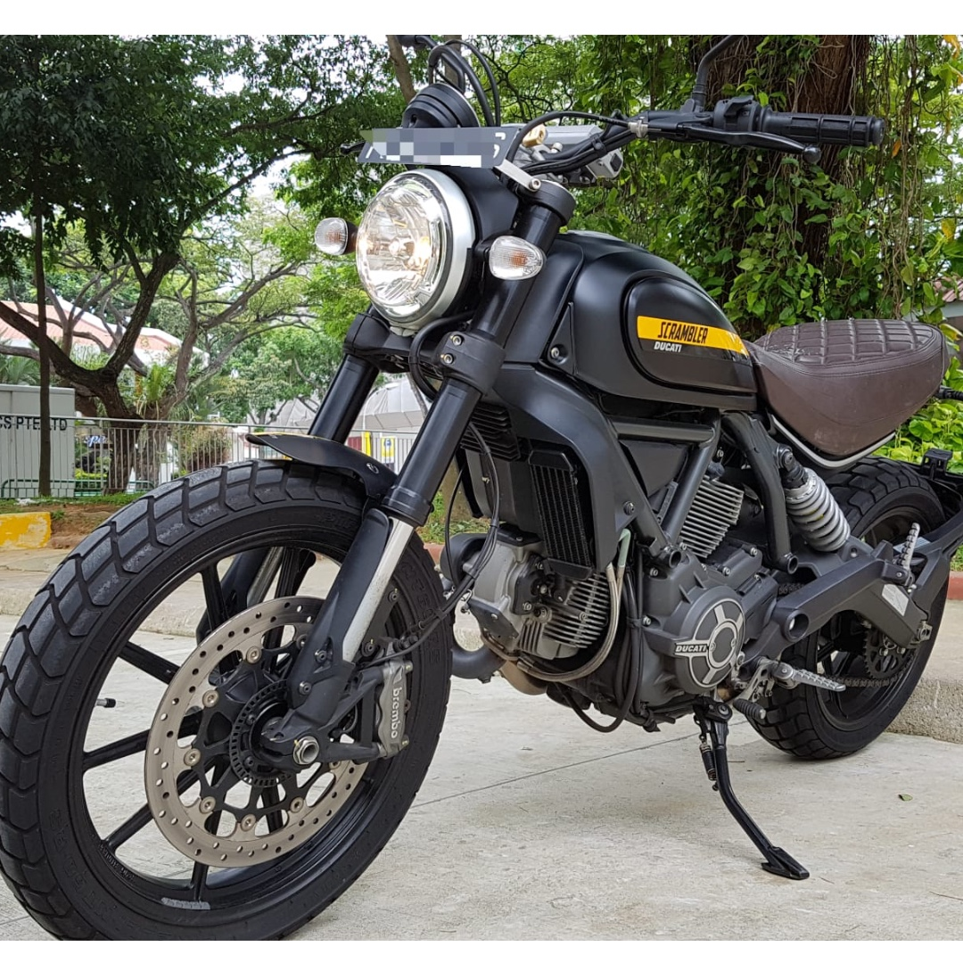 Scrambler Ducati Full Throttle Motorbikes Motorbikes For Sale
