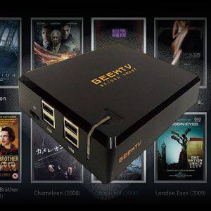 GeekTV singapore IPTV box : Netflix,Internet and mamy more apps