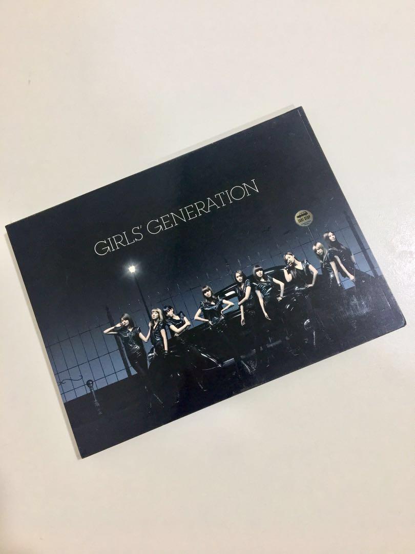 Girls' Generation - Mr. Taxi & Run Devil Run [Japanese Special Edition]