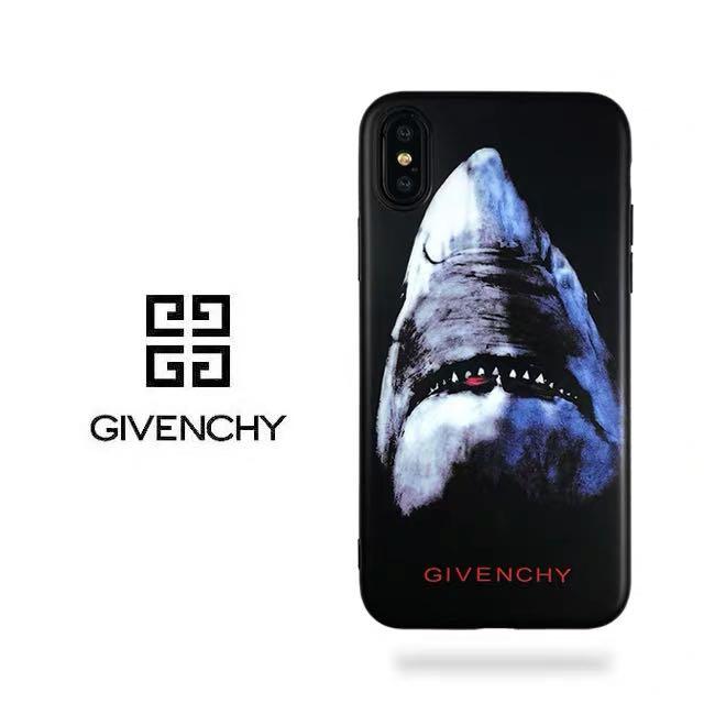brand new 1994c 1e877 Givenchy Shark Phone Case