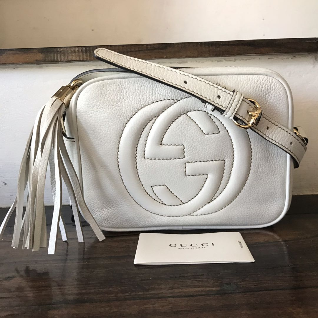 37ffb51a1e41 Gucci Soho Disco Bag, Luxury, Bags & Wallets on Carousell