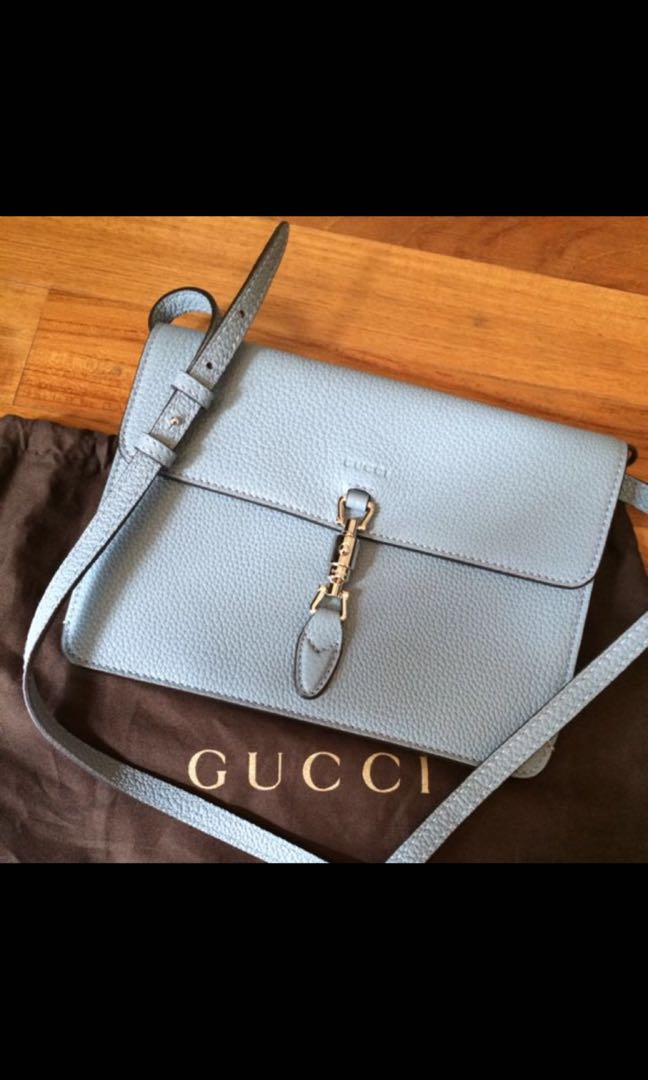 263b29cb89a Gucci-Jackie soft leather convertible wallet