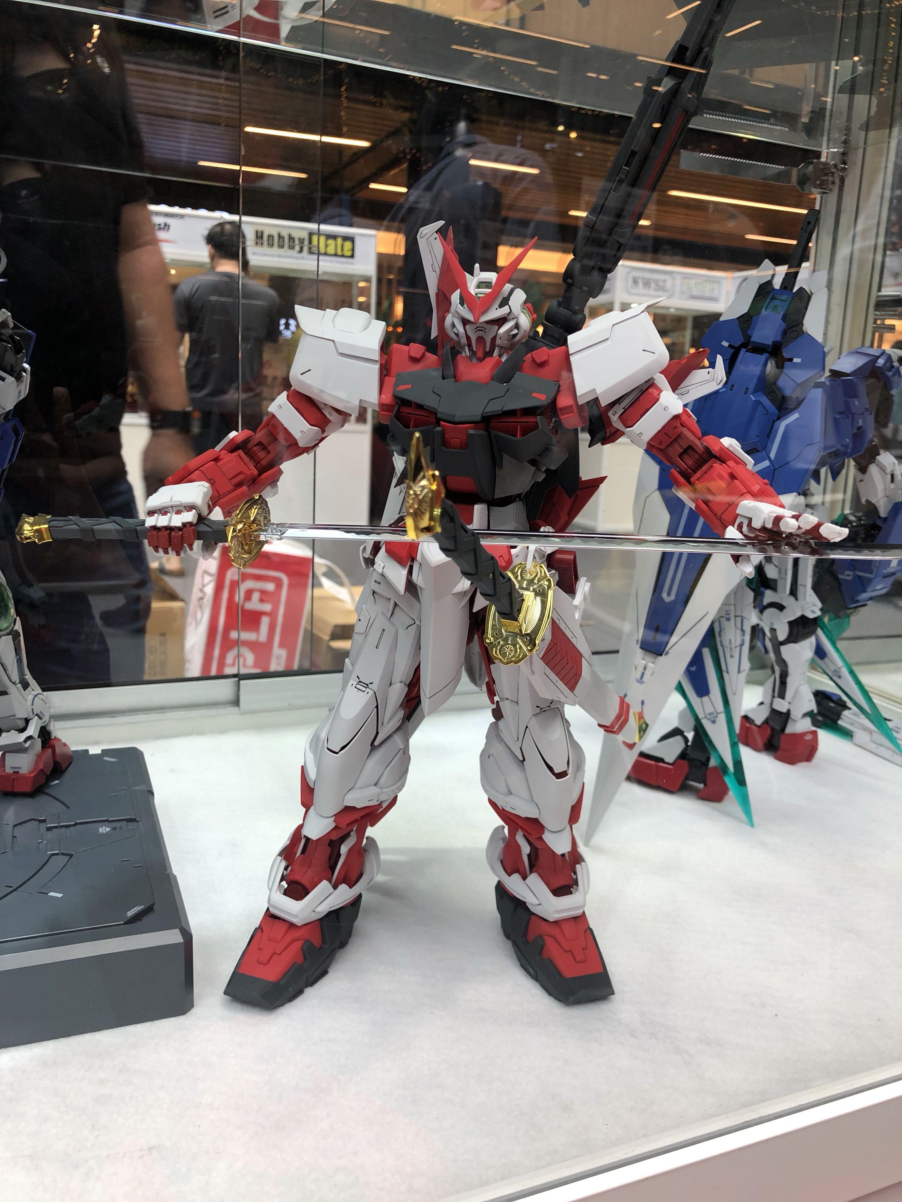 a4af66c6c999 Gundam Red Frame Kai PG