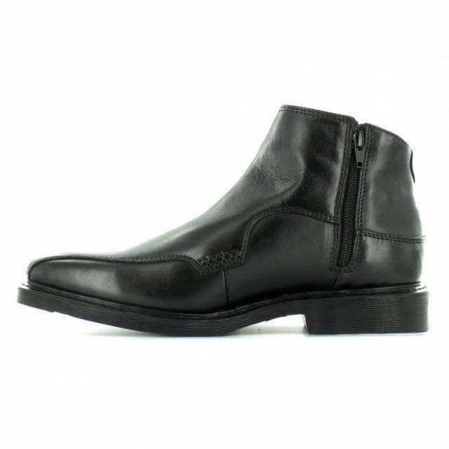 buy popular 8568c 02e80 High cut Dr Martens Smith Asymmetric Chelsea Boots ...