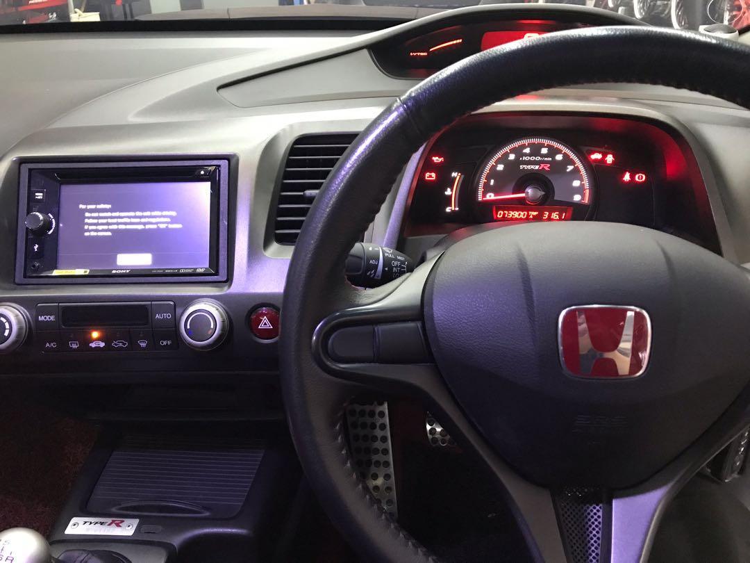 Honda Civic FD2R Type R