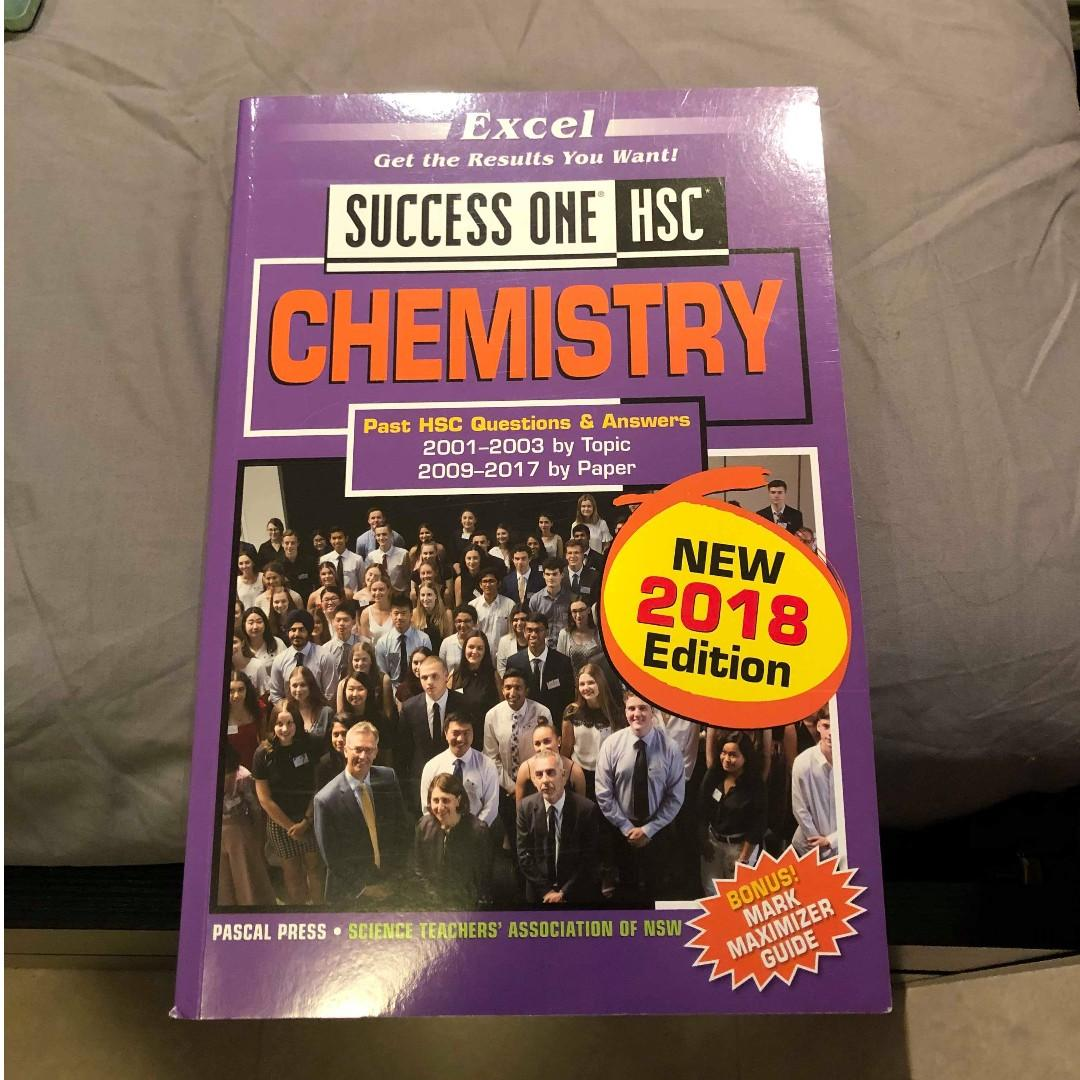 HSC Success One Chemistry