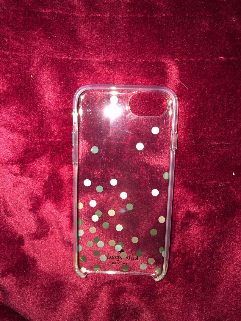 Kate Spade iphone 6,7,8 case