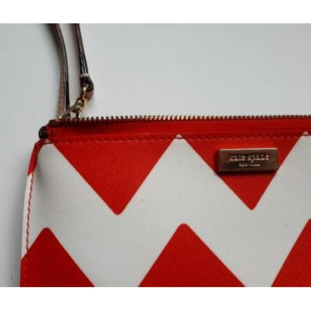 Kate Spade South of The Border Wristlet Maraschino