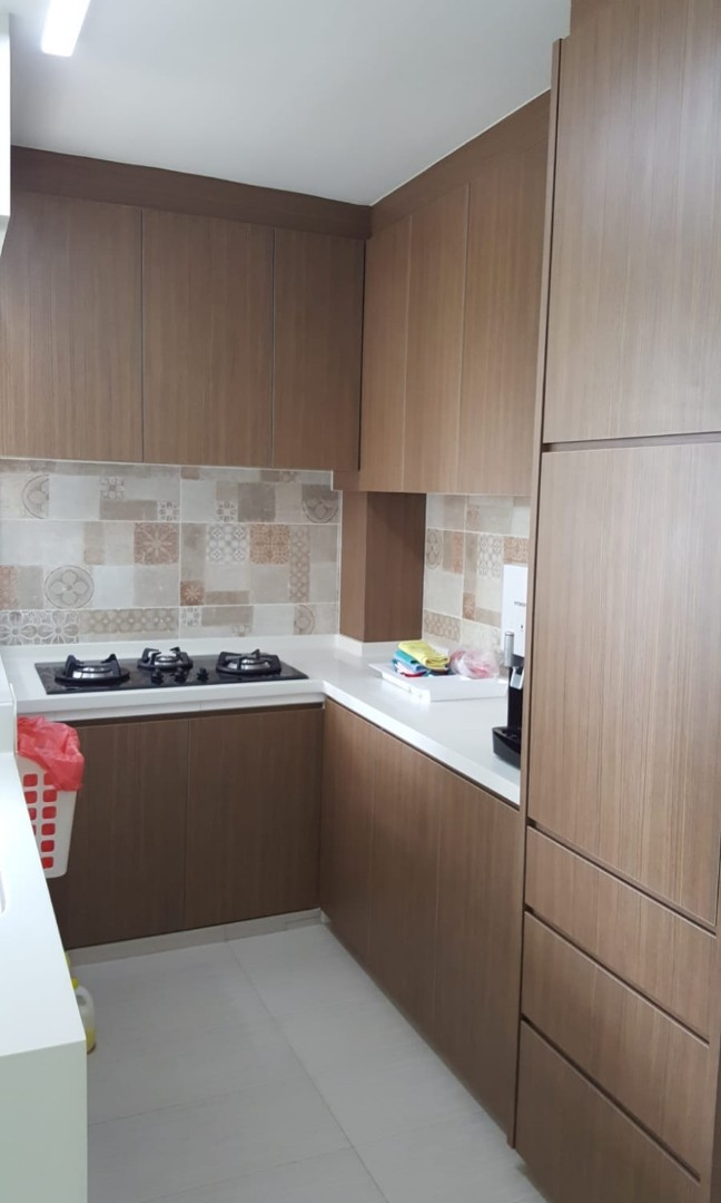 Kitchen Cabinet Furniture Home Decor Others On Carousell