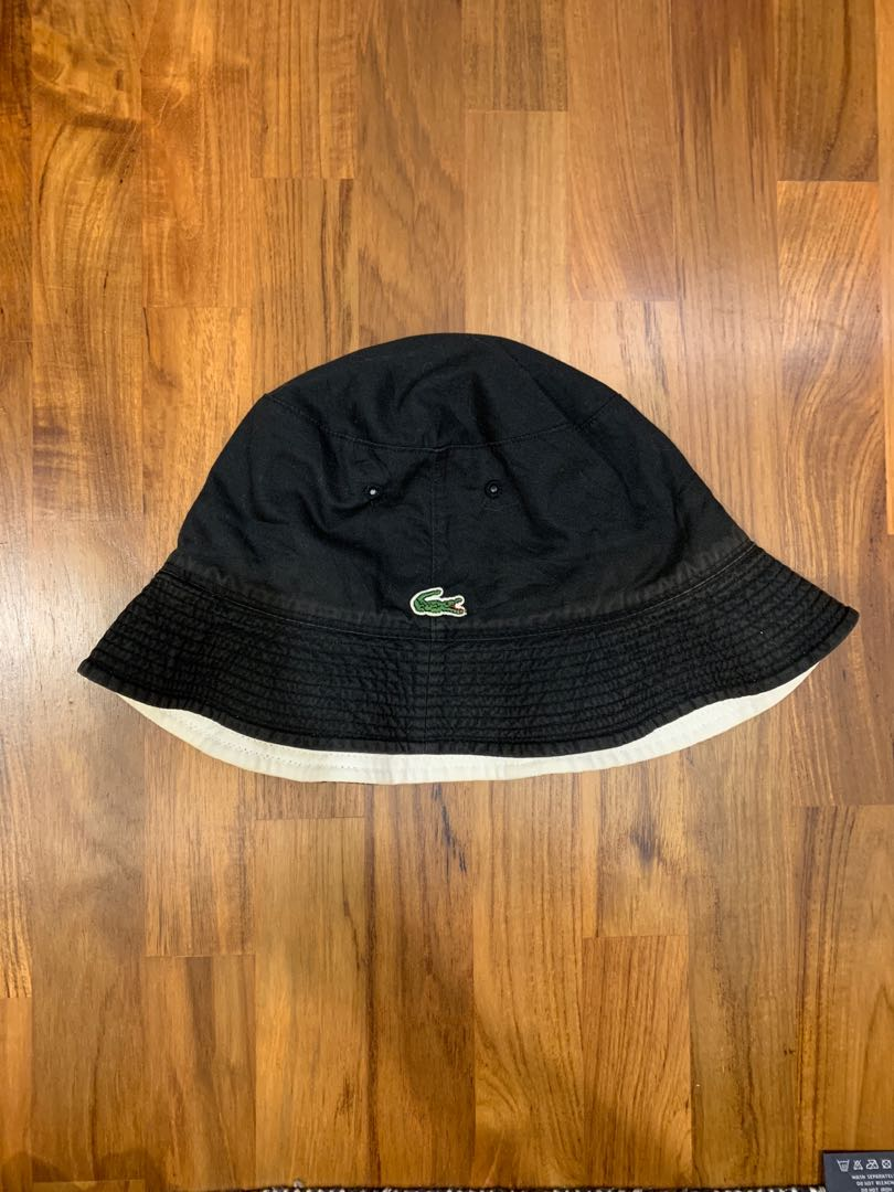a29d88facb6 Lacoste Reversible Bucket Hat