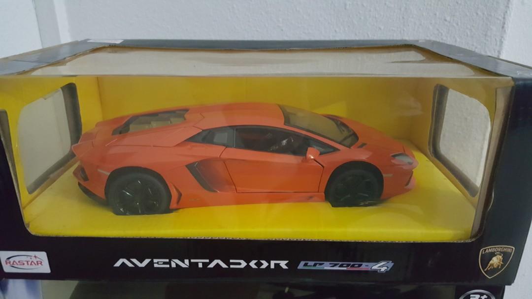 Lamborghini Aventador 1 18 Diecast Model Toys Games Others On