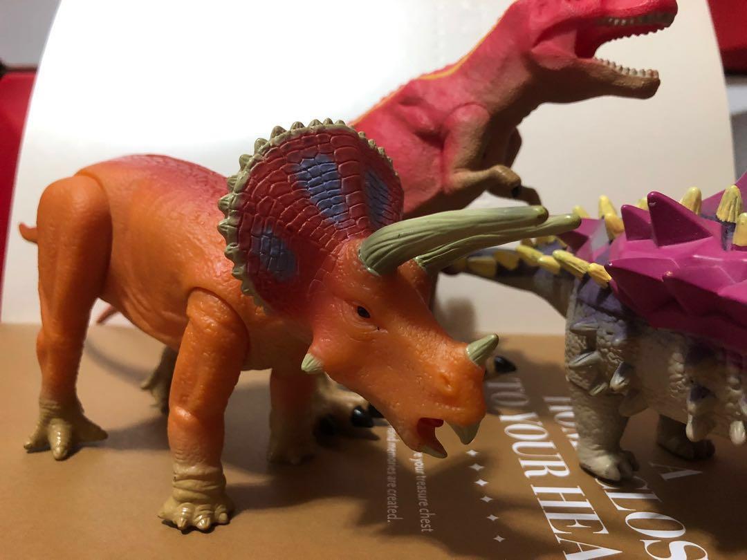 Large-sized Toy Dinosaurs