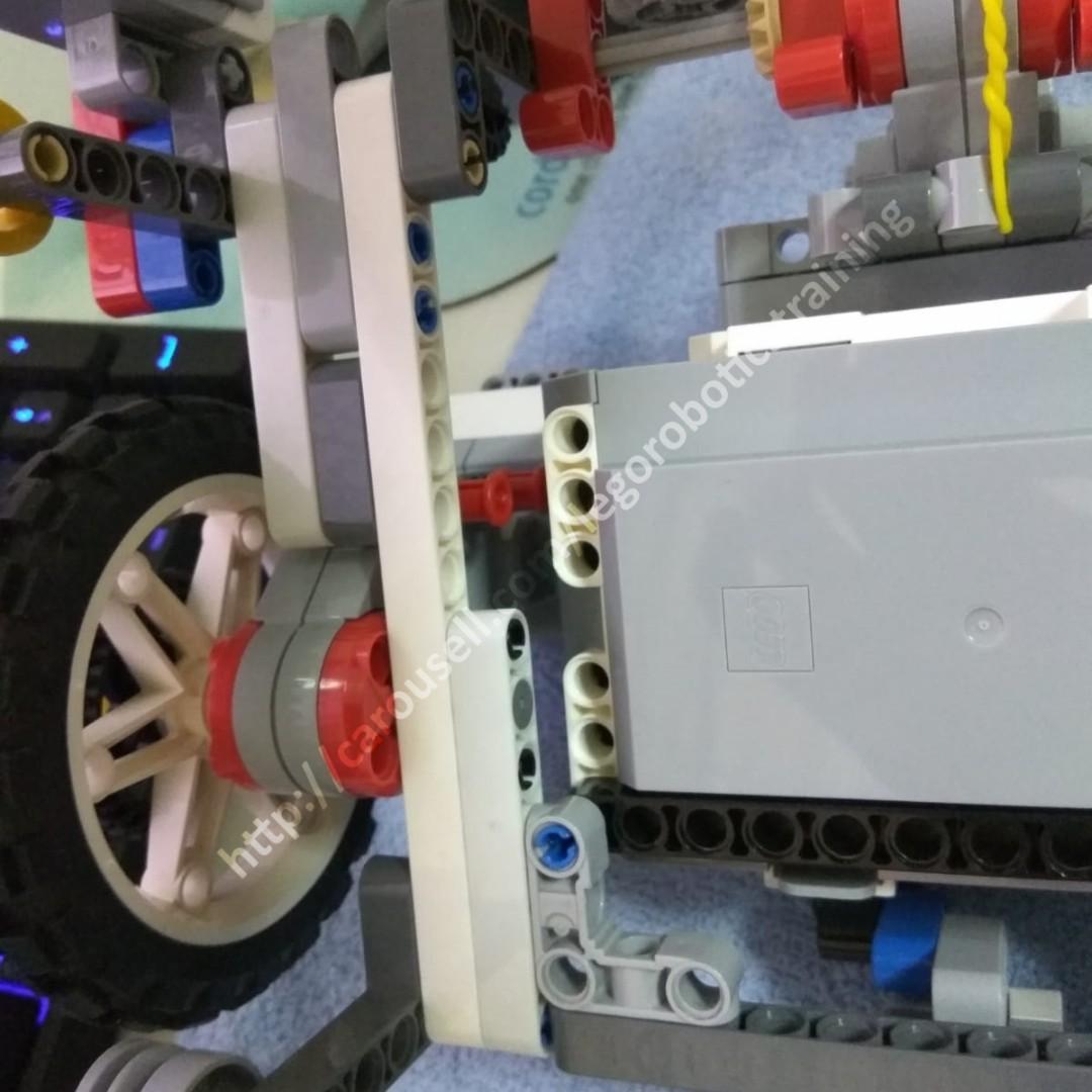 Lego Robotics Training