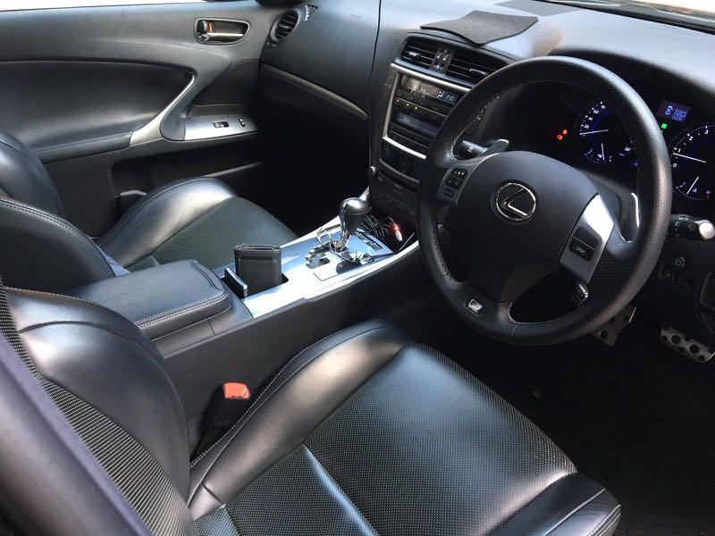 LEXUS IS250 F Sport 2010
