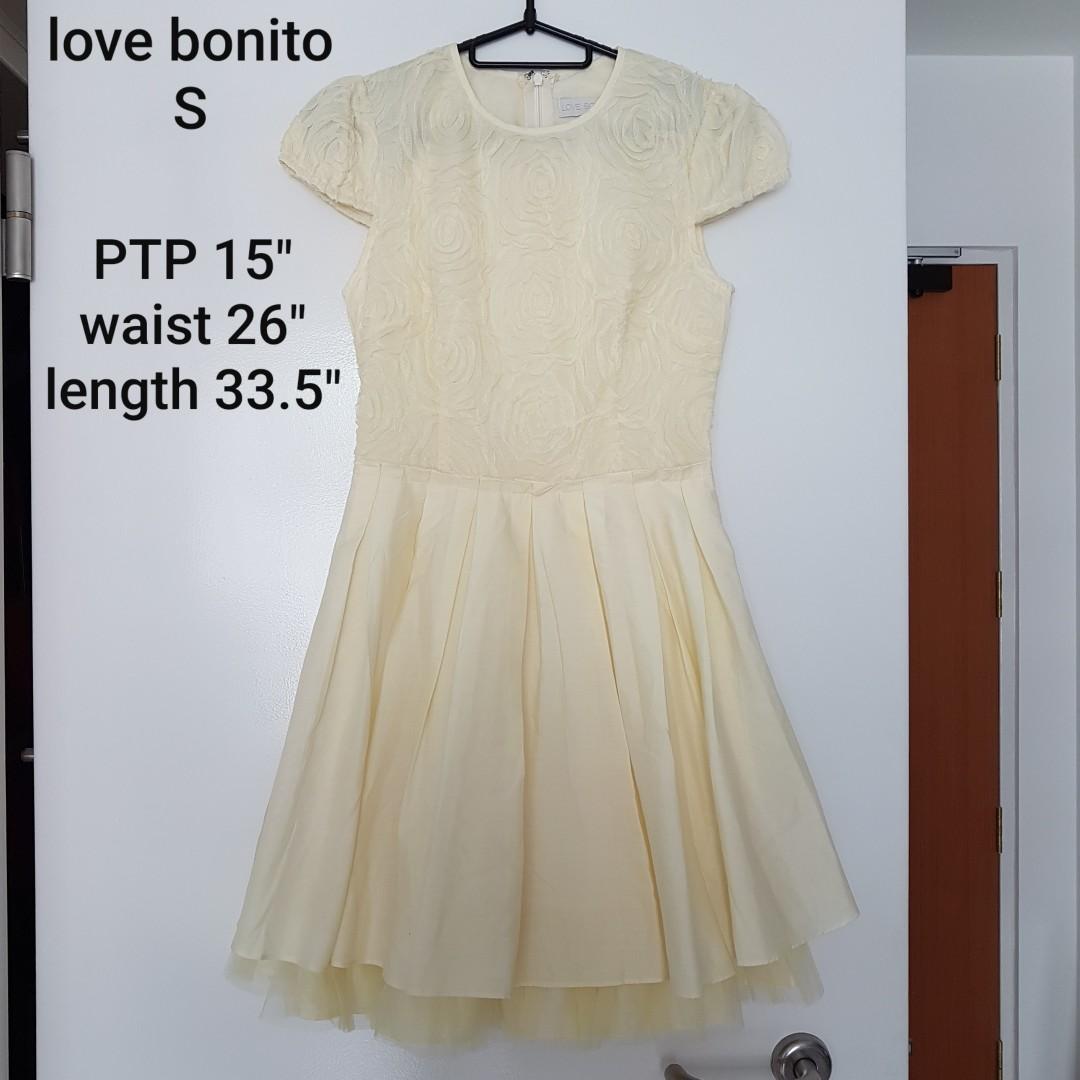 dc22b9d3b8e Love bonito Rosetta dress