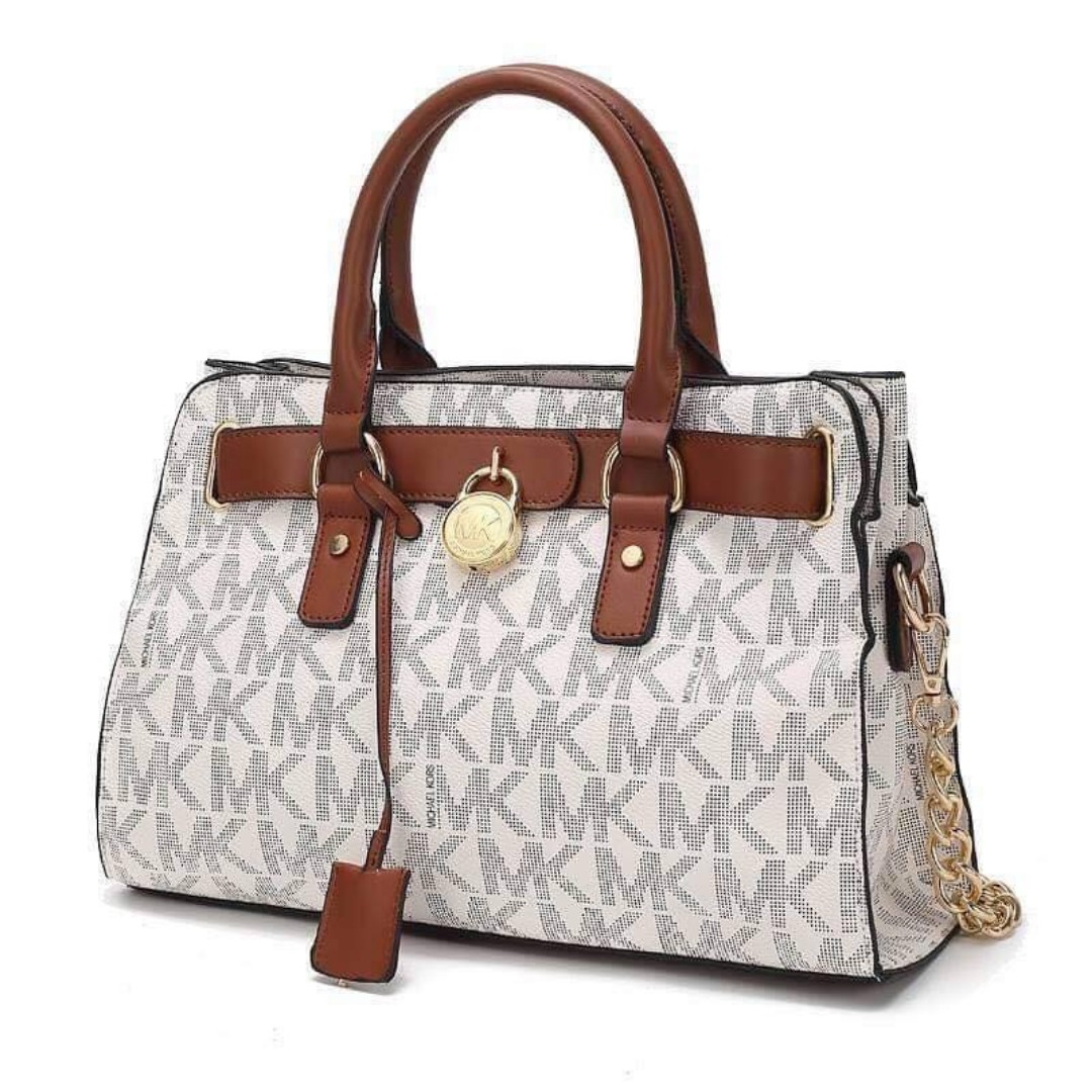 1c611709e MK Bag Michael Kors Hamilton Bag Satchel Bag Handbag MK Sling Bag ...