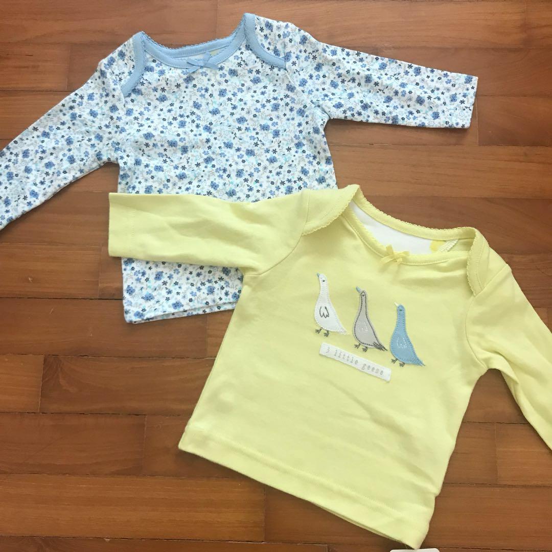 e062cf3a4f8d4 Mothercare Baby Girl Pyjamas Set of 2 (1 Month)