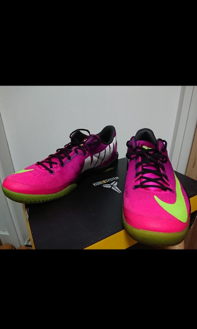 876c5620f54f Nike Kobe 8 Mambacurial 5成新