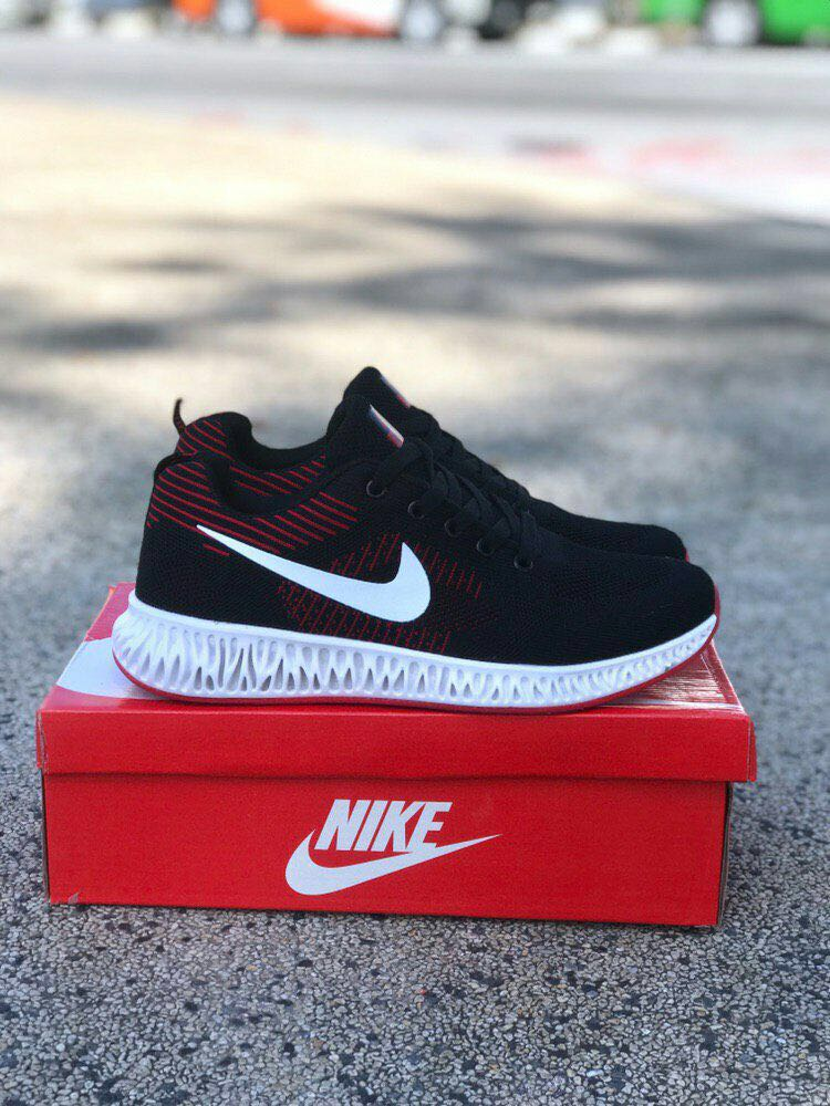 Nike Zoom 018 Black Red 5dcc4c4f12d2