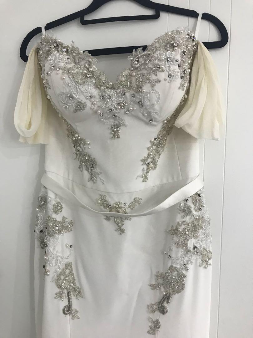 Norma and Lilli bridal couture - 8-10