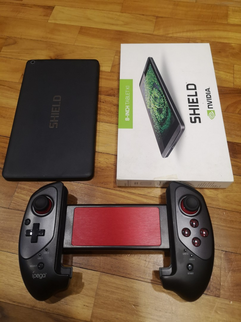 Nvidia Shield Tablet Update 2019
