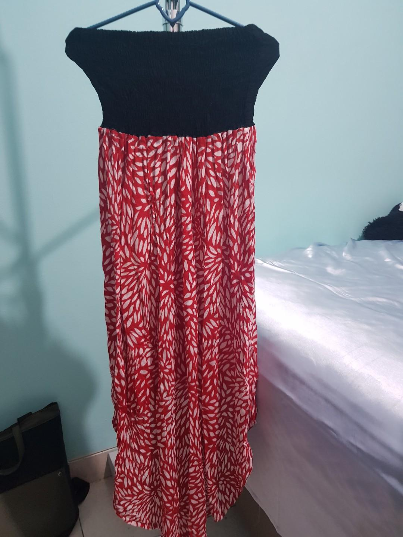 Preloved dress pantai