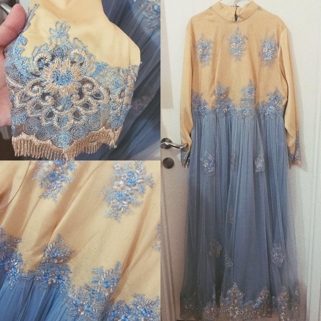 Preloved Dress Pesta